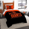 MLB San Francisco Giants Twin Comforter Set