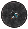 NHL San Jose Sharks 3D Hockey Pillow