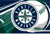 MLB Seattle Mariners 40x60 Tufted Rug