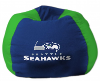 NFL Seattle Seahawks Bean Bag Chair