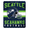NFL Seattle Seahawks 50x60 Fleece Throw Blanket