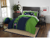 NFL Seattle Seahawks FULL Bed In A Bag