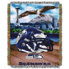 NFL Seattle Seahawks Home Field Advantage 48x60 Tapestry Throw