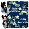 NFL Seattle Seahawks Disney Mickey Mouse Hugger