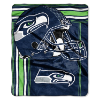 NFL Seattle Seahawks 50x60 Raschel Throw
