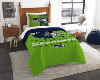 NFL Seattle Seahawks Twin Comforter Set