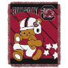 NCAA South Carolina Gamecocks Baby Blanket