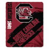 NCAA South Carolina Gamecocks 50x60 Fleece Throw Blanket
