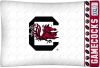 NCAA South Carolina Gamecocks Micro Fiber Pillow Cases (set of 2)