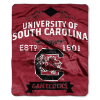 NCAA South Carolina Gamecocks 50x60 Raschel Throw Blanket
