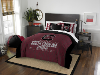 NCAA South Carolina Gamecocks QUEEN Comforter and 2 Shams