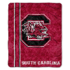 NCAA South Carolina Gamecocks Sherpa 50x60 Throw Blanket