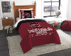 NCAA South Carolina Gamecocks Twin Comforter Set