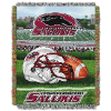NCAA Southern Illinois Salukis Home Field Advantage 48x60 Tapestry Throw