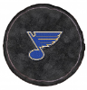 NHL St. Louis Blues 3D Hockey Pillow