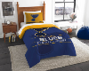 NHL St. Louis Blues Twin Comforter Set