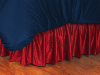 MLB St. Louis Cardinals Bed Skirt - Sidelines Series