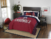 MLB St. Louis Cardinals QUEEN Comforter and 2 Shams