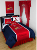 MLB St. Louis Cardinals Comforter - Sidelines Series