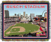 MLB St. Louis Cardinals Stadium 48x60 Tapestry Throw