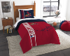 MLB St. Louis Cardinals Twin Comforter with Sham