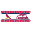 MLB St. Louis Cardinals Wall Paper Border