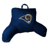 NFL Los Angeles Rams Bed Rest Pillow