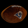 NFL Los Angeles Rams 3D Football Pillow