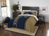 NFL Los Angeles Rams Full Comforter and 2 Shams