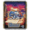 NFL St. Louis Rams Home Field Advantage 48x60 Tapestry Throw