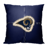 NFL Los Angeles Rams 18x18 Letterman Pillow