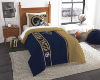 NFL Los Angeles Rams Twin Comforter with Sham