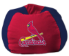 MLB St. Louis Cardinals Bean Bag Chair