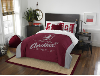 NCAA Stanford Cardinal QUEEN Comforter and 2 Shams
