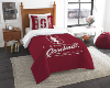 NCAA Stanford Cardinal Twin Comforter Set