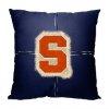 NCAA Syracuse Orange 18x18 Letterman Pillow