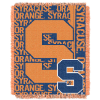 NCAA Syracuse Orange FOCUS 48x60 Triple Woven Jacquard Throw