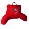 NFL Tampa Bay Buccaneers Bed Rest Pillow