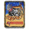NFL Tampa Bay Buccaneers Home Field Advantage 48x60 Tapestry Throw