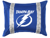 NHL Tampa Bay Lightning Pillow Sham - Sidelines Series