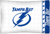 NHL Tampa Bay Lightning Micro Fiber Pillow Cases (set of 2)