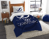 NHL Tampa Bay Lightning Twin Comforter Set