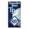 MLB Tampa Bay Rays Beach Towel