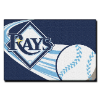 MLB Tampa Bay Rays 20x30 Tufted Rug