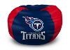 NFL Tennessee Titans Bean Bag Chair