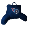 NFL Tennessee Titans Bed Rest Pillow