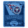 NFL Tennessee Titans 50x60 Fleece Throw Blanket