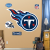 NFL Tennessee Titans Logo Fat Head