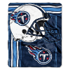 NFL Tennessee Titans 50x60 Raschel Throw