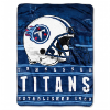 NFL Tennessee Titans 60x80 Silk Touch Raschel Throw Blanket